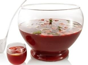 Ruby Wine Punch Recipe