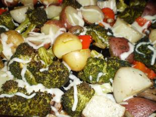 Herb Roasted Vegetables Recipe