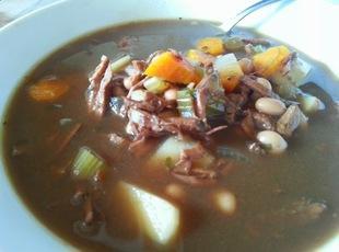 Daayyumm good beef stew by Candy!