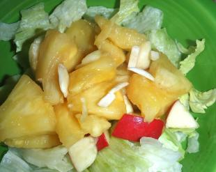 Thai Pineapple Salad Recipe