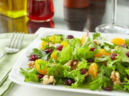 Garlic Dijon Vinaigrette Salad Dressing Recipe | Just A Pinch Recipes