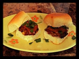 Thai Veggie Sliders Recipe