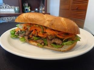 Bibimbap Sandwich