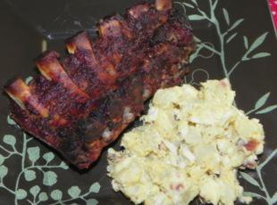 BBQ Pork Ribs Recipe