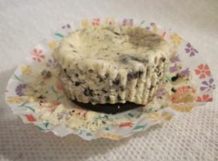 Low(er) fat Mini Oreo Cheesecakes :) Recipe