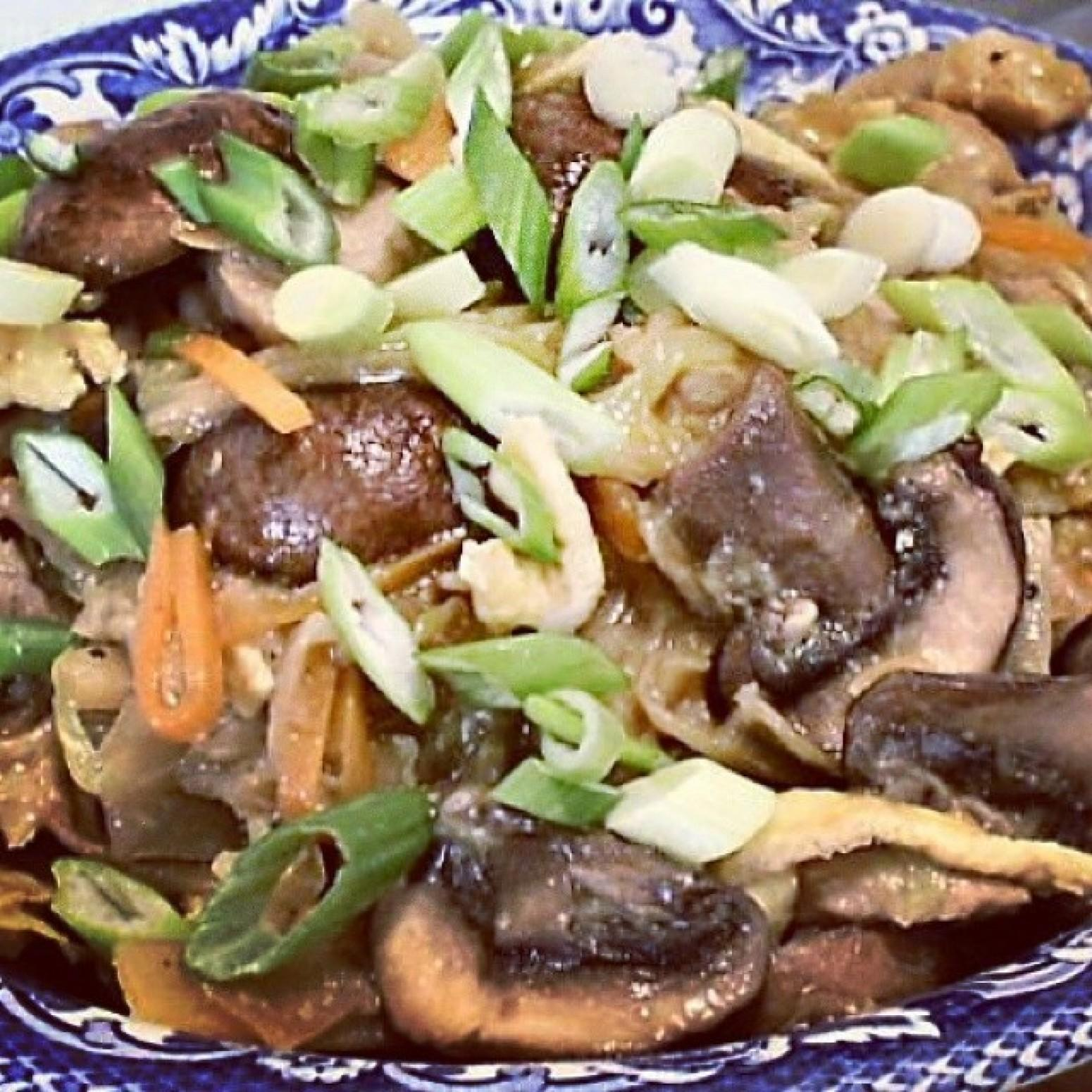 Moo Shu Pork Recipe | Just A Pinch Recipes