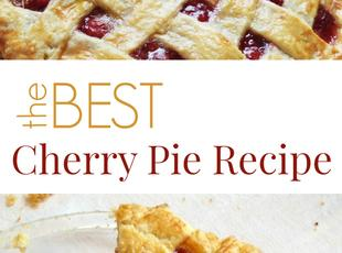 The Best Cherry Pie