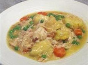 Slow Cooker Chicken & Dumplin's Recipe