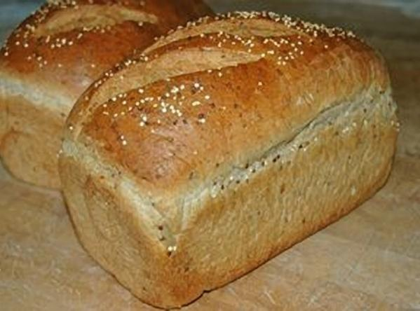 Honey Quinoa Bread - Pan De Quinoa Y Miel Recipe | Just A Pinch ...