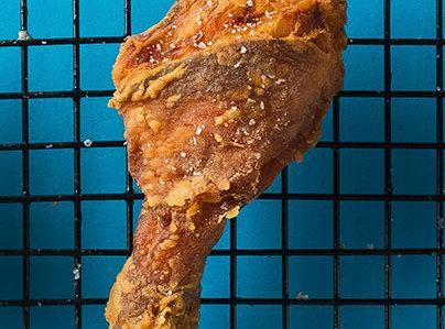Buttermilk-Brined Fried Chicken Recipe 6   Just A Pinch Recipes