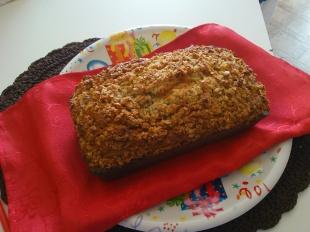 lemon Zucchini Crunch Bread Recipe