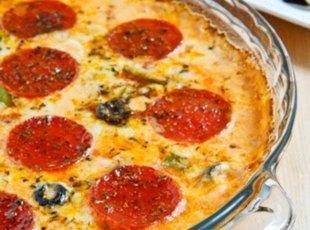 Pepperoni Pizza Dip Recipe