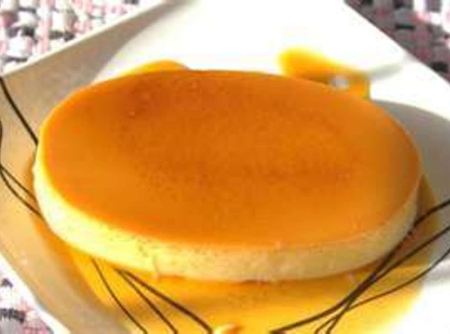cheese flan recipe