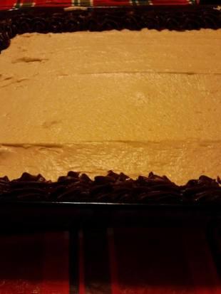 Peanut Butter Meltaway Cake Recipe