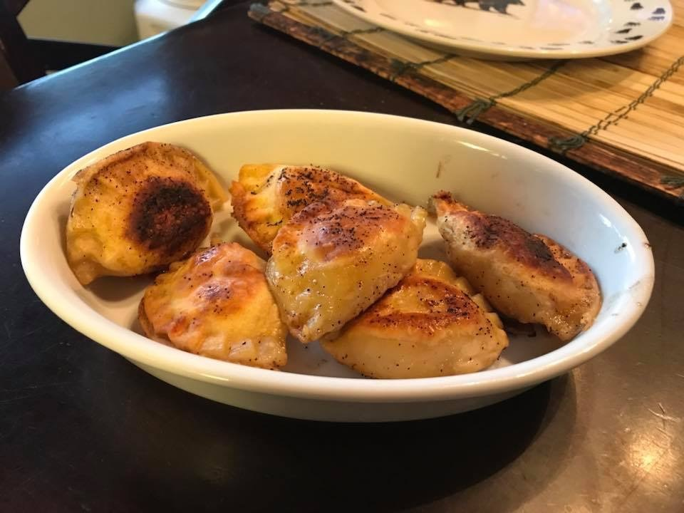 Very Best Pierogi Dough Recipe
