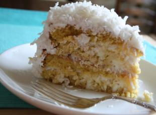 3 Day Coconut Cake Recipe