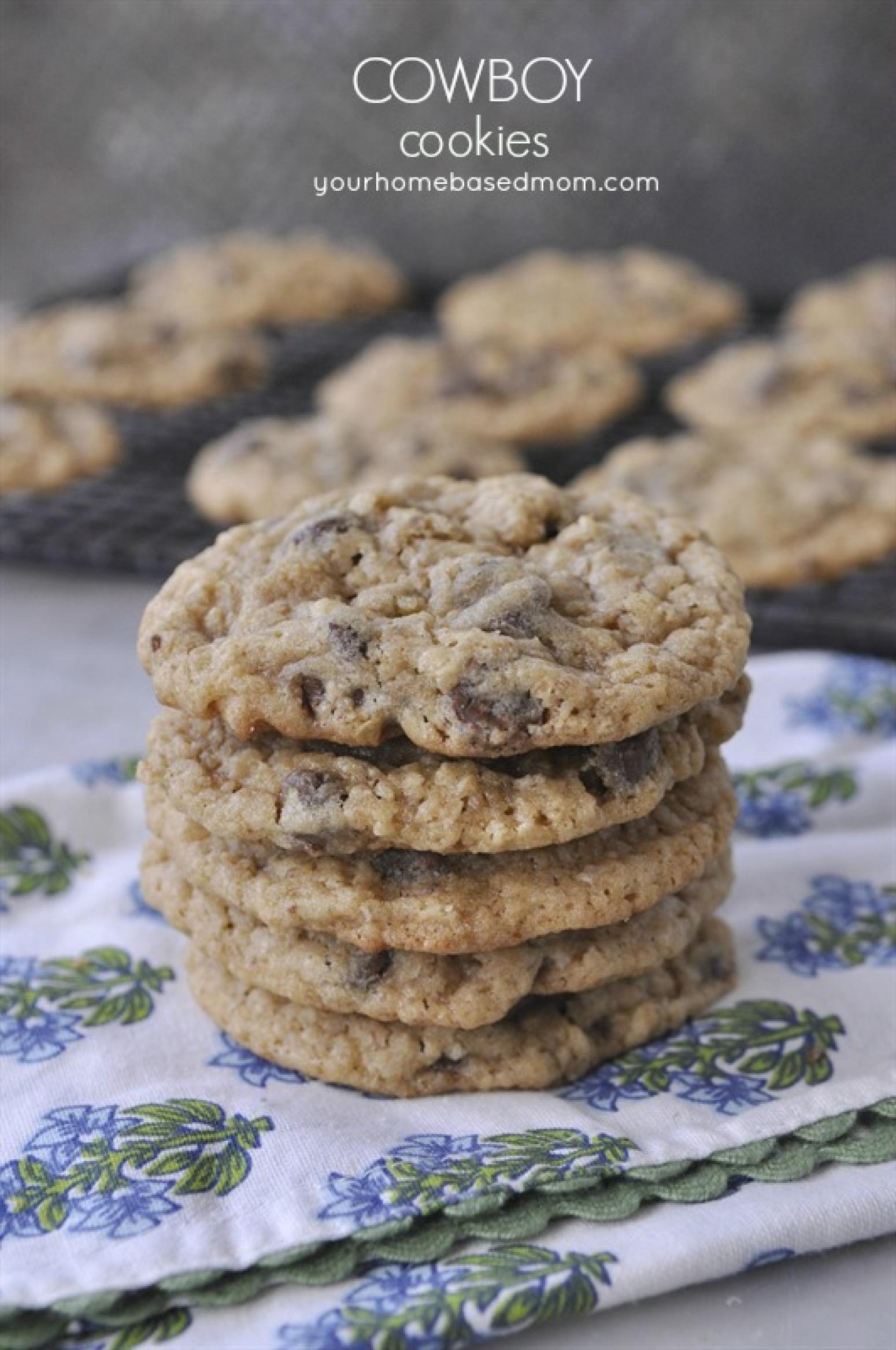 Cowboy Cookies Recipe 10 | Just A Pinch Recipes