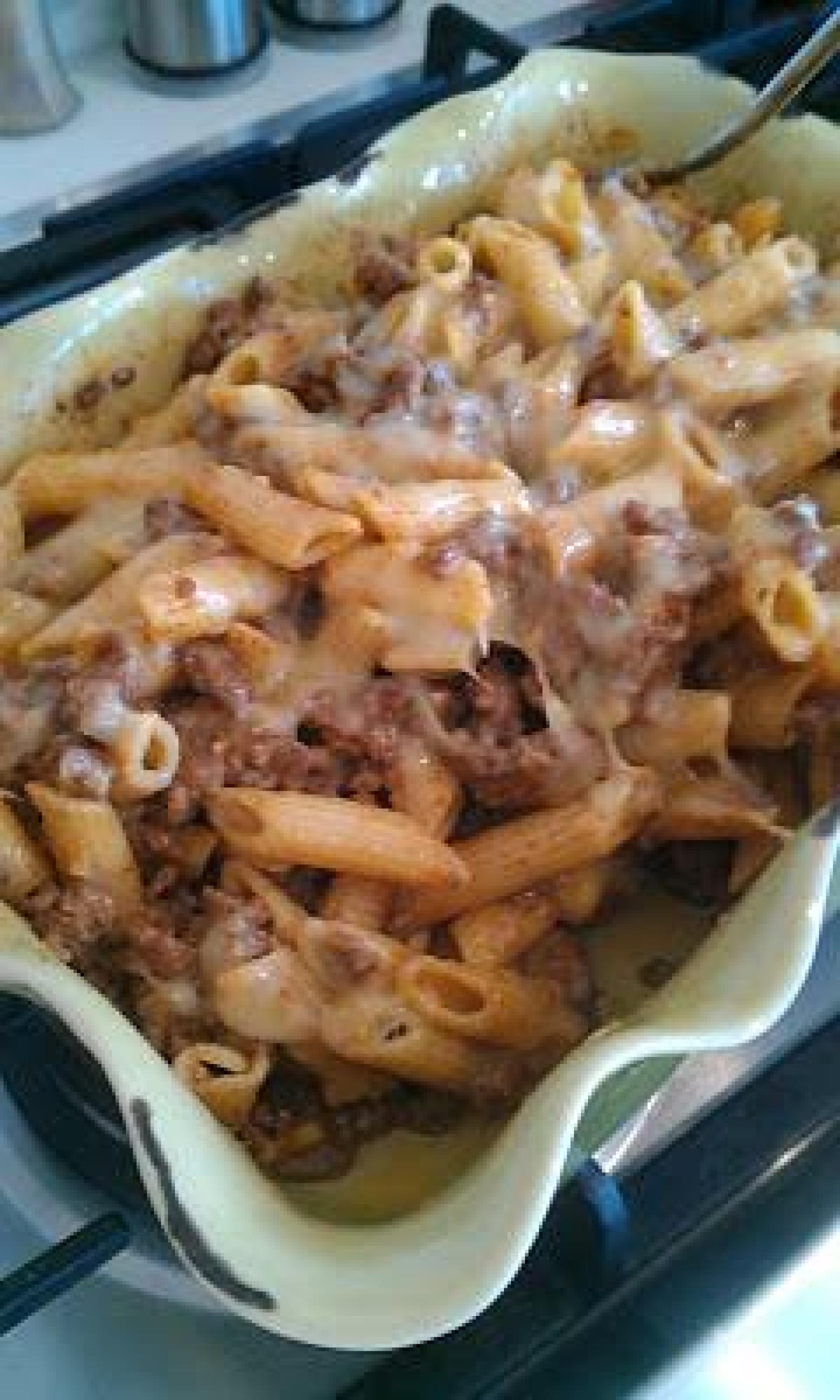 Taco Pasta Bake Recipe 4 | Just A Pinch Recipes