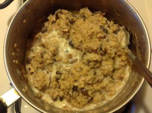 Breakfast brown rice Cereal Recipe