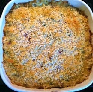 Baked Crab Dip with Bacon Recipe