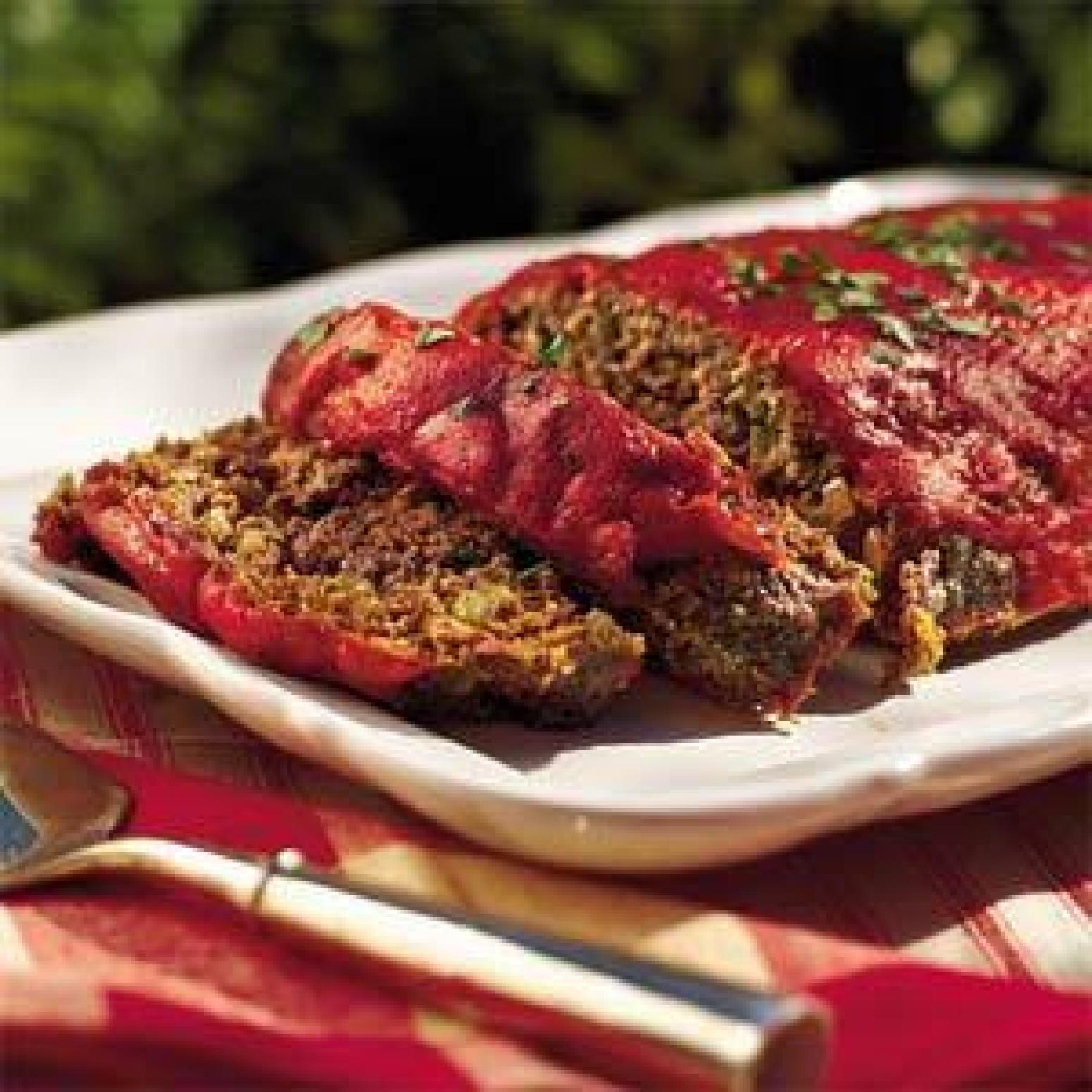 Old Fashioned Meatloaf My Recipes