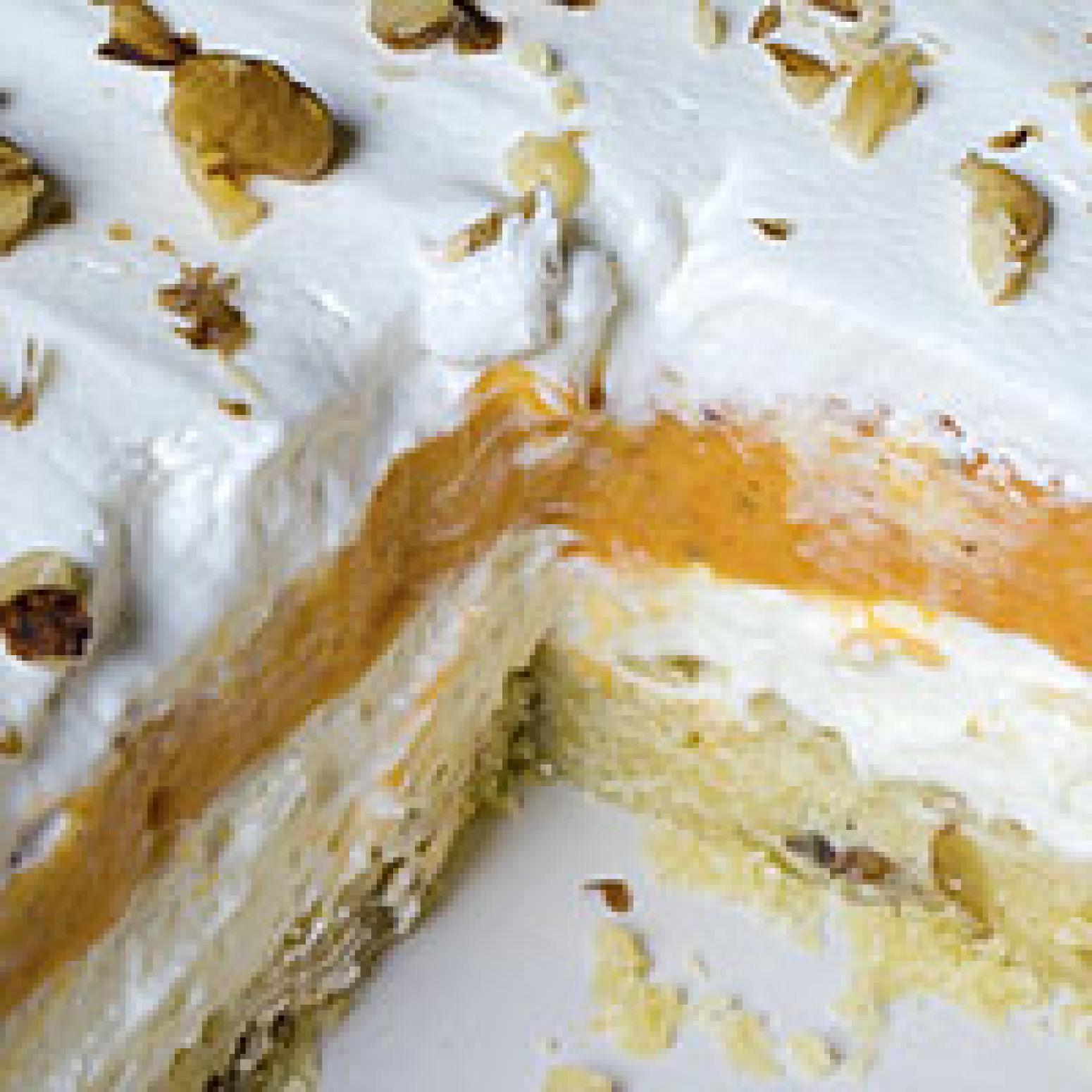 Pumpkin Lasagna OMG Chocolate Desserts Recipe | Just A Pinch Recipes