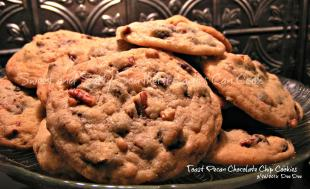 Toasted Pecan Chocolate Chip Cookies Recipe