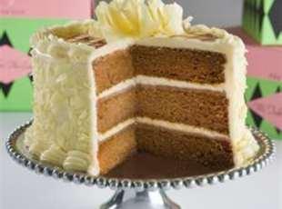 Humming Bird Cake & Cream Chesse Frosting Recipe