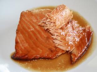 Northwest Grilled Salmon Recipe