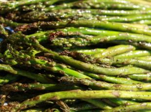 Mom's Grilled Aspargus Recipe