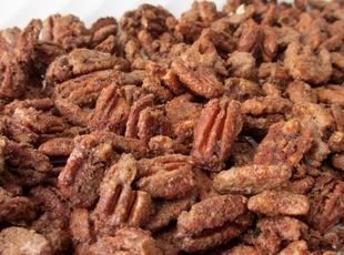 Cinnamon Spiced Nuts Recipe