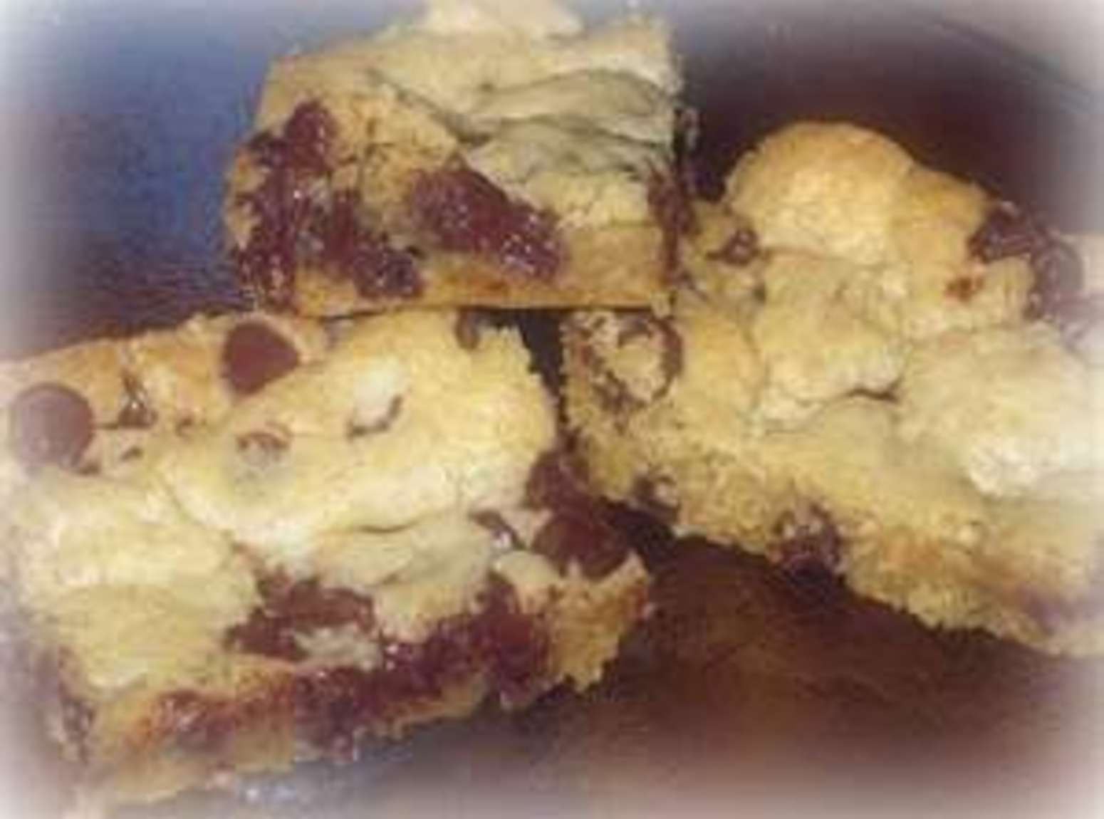 Chewy Chocolate Chip Bars in a Jar Recipe