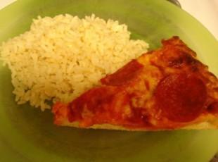 Joe's Favorite Garlicky Rice~