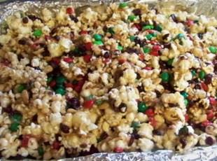 Cracker Jacks Gone Wild! Recipe