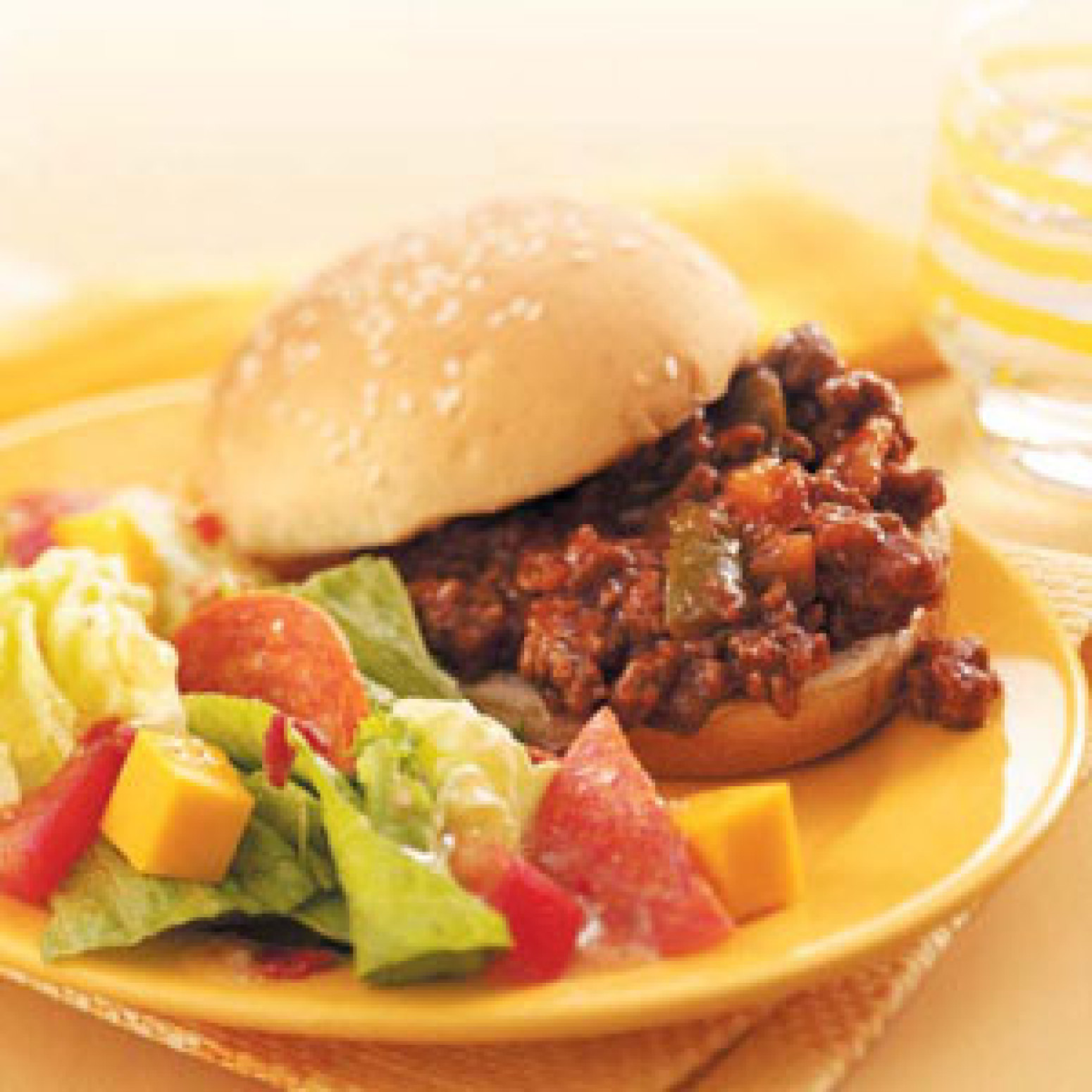 Slow-Cooked Sloppy Joes Recipe | Just A Pinch Recipes