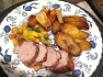Caribbean Pork Tenderloin With Peach Salsa Recipe