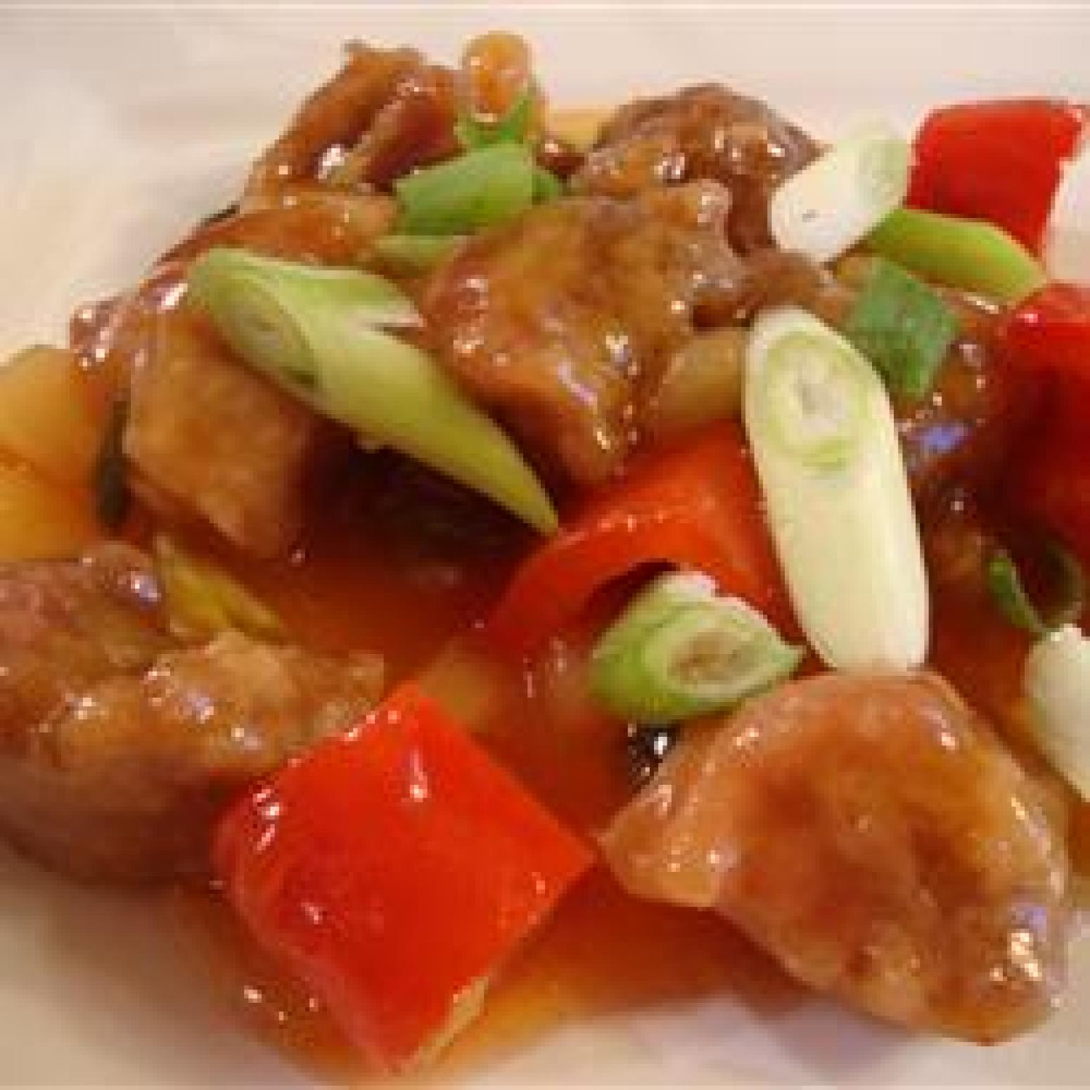 sweet and sour chicken i sweet and sour meatballs ii sweet and sour ...