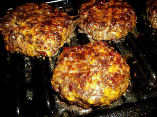 ~ One Tasty Burger ~ Recipe