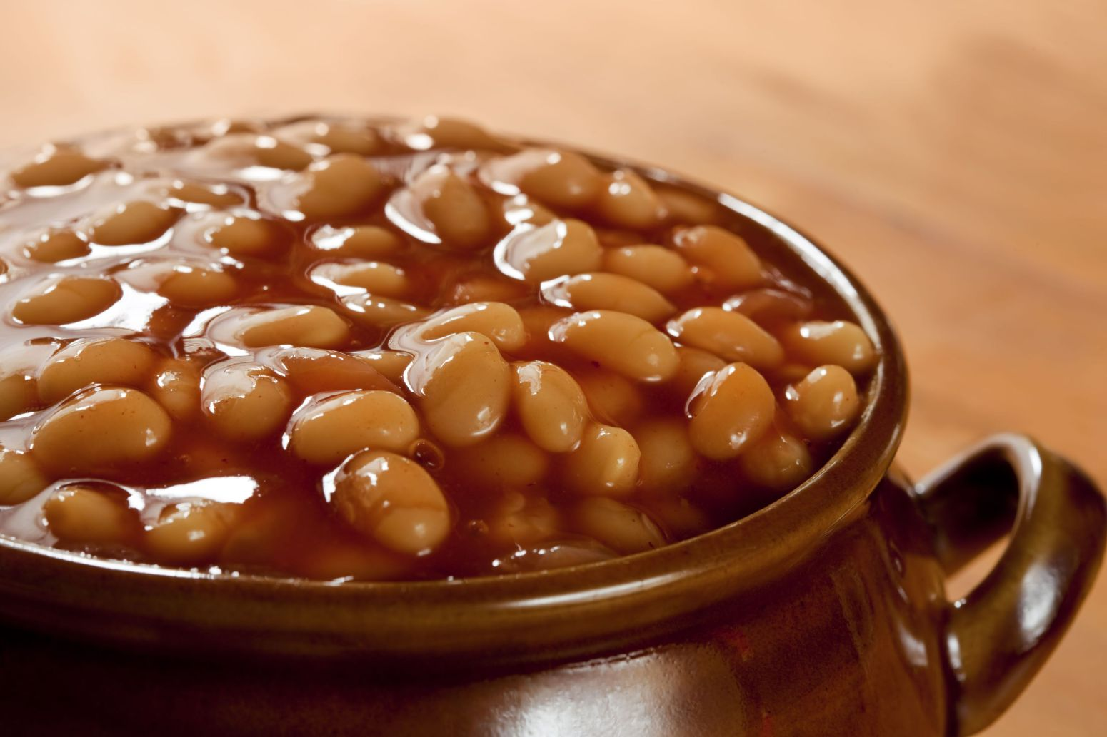 Slow Cooker Baked Beans Recipe 8 | Just A Pinch Recipes