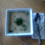 Potato Soup with Roasted Garlic and Fennel Recipe