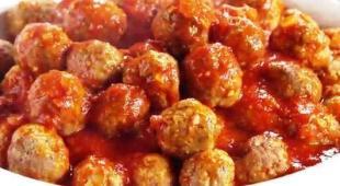 Spicy Tamale Balls Recipe