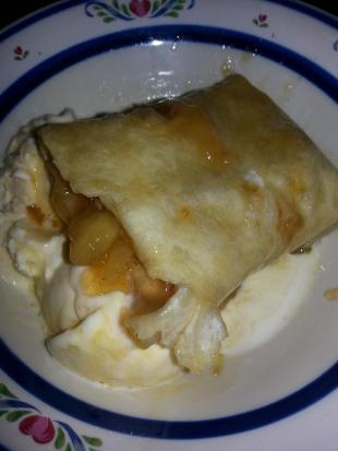 Amazing Apple Pie Enchiladas Recipe