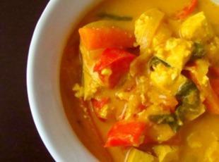 Yellow Curry Pot Recipe