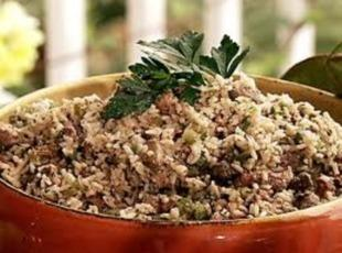 dirty rice dog food Recipe