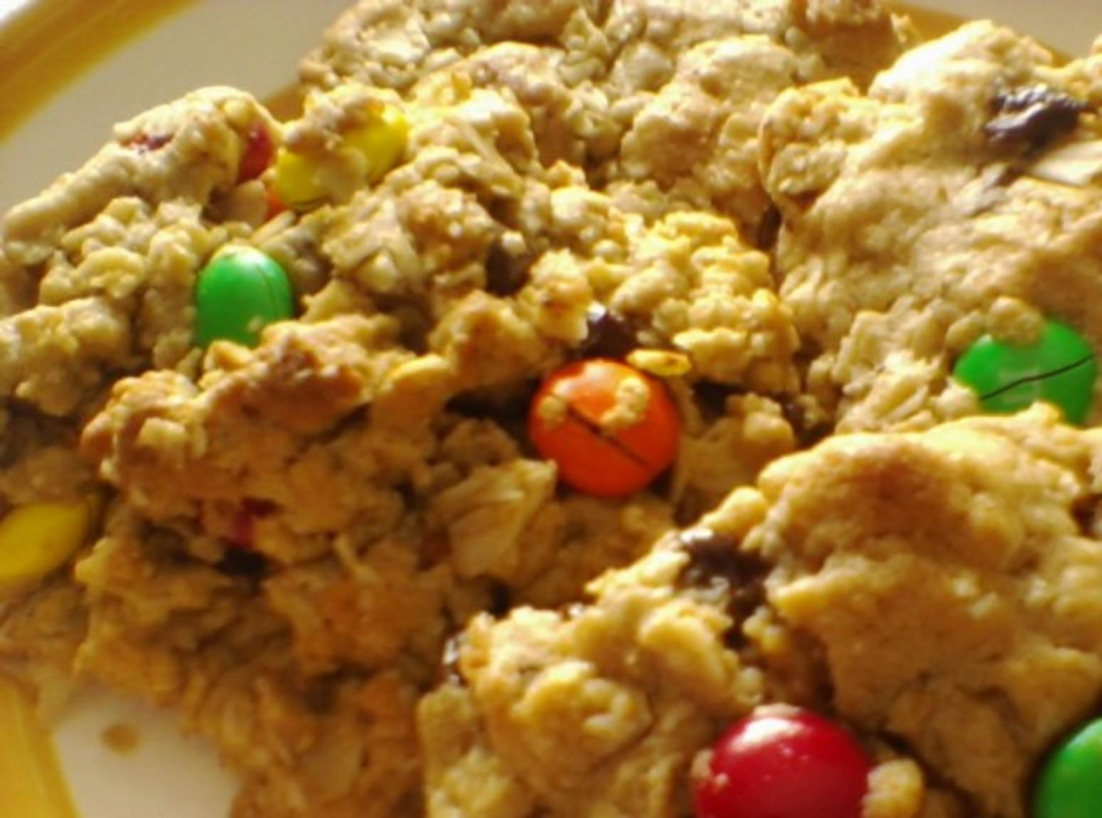 Monster Monster Cookies Recipe
