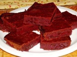 Red Velvet Brownies (Sugar Free) Recipe