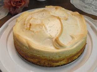 Kim's Coconut Cream Cheesecake Recipe