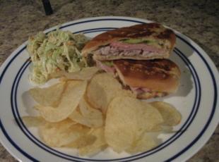 Pressed Cuban Sandwich Recipe
