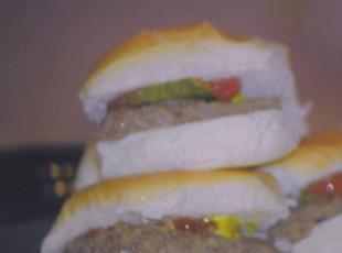 Copy Cat White Castle mini burgers Recipe