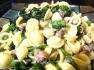 ORECCHIETTE WITH BROCOLLI RABE N SAUSAGE Recipe